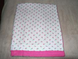 ROSE BUDS TRAVEL PILLOW CASE
