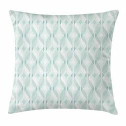 seafoam throw pillow cases cushion covers by