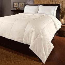 ALL SEASONS DOWN ALTERNATIVE COMFORTER- DOUBLE FILL, DUVET C