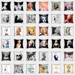 Sexy Marilyn Monroe Pillow Cases Cushions Cushion Cover Home