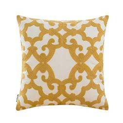 HWY 50 Cotton Embroidered Decorative Throw Pillow Covers Cus