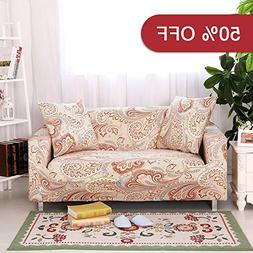 Lamberia Spandex Fabric Stretch Sofa Slipcover Couch Covers