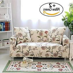 iisutas Stretch Couch Covers Loveseat Slipcovers Fitted Cove
