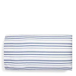 Ralph Lauren Standard Size Striped Pillowcases Alexis Off Wh