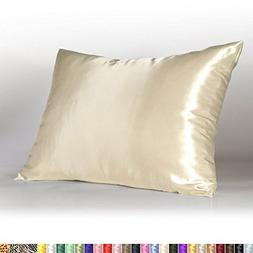 Sweet Dreams - Blissford Luxury Satin Pillowcase with Zipper