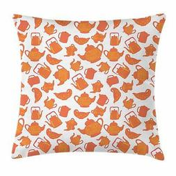 Tea Throw Pillow Cases Cushion Covers Home Decor 8 Sizes by