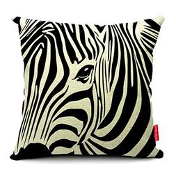 throw pillow cover animal sofa