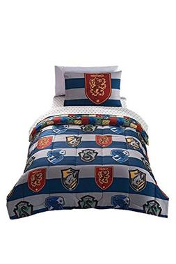 """Harry Potter """"Rugby Pride"""" 4 Piece Twin Bed in a Bag Bedding"""