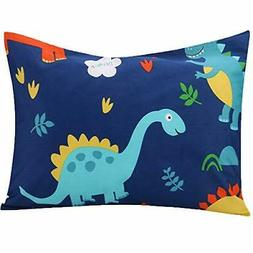 UOMNY Kids Toddler Pillowcases 1 Pack 100% Cotton Pillow Cov