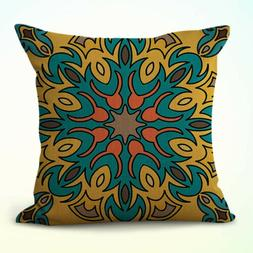 couch pillow cases mandala eternity unity cushion cover