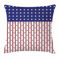 USA Throw Pillow Cases Cushion Covers Home Decor 8 Sizes by