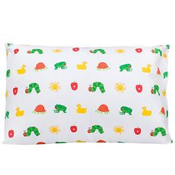 Wildkin Hypoallergenic Toddler Pillow Case, Features 100% Su