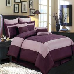wendy purple king luxury comforter