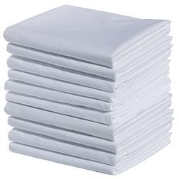 100% Brushed Microfiber 10-Piece Pillowcase Set with 2-Inch