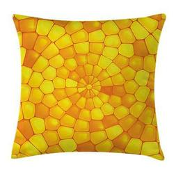 Yellow Colors Throw Pillow Cases Cushion Covers Home Decor 8